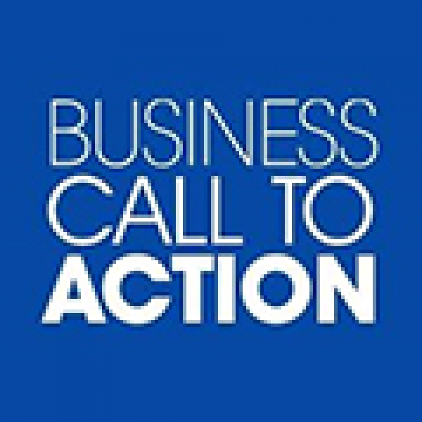 Business Call to Action Newsletter